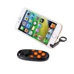 Universal Bluetooth Selfie Controller Shutter Gamepad Mouse For iPhone Mobile